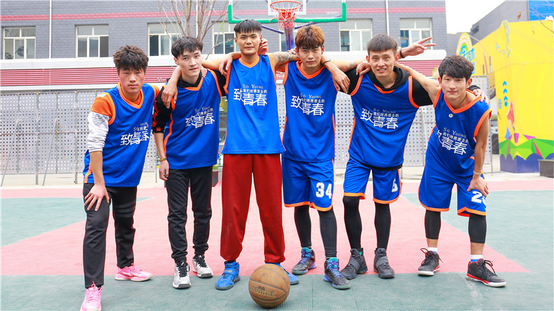 宿舍文化节之篮球比赛