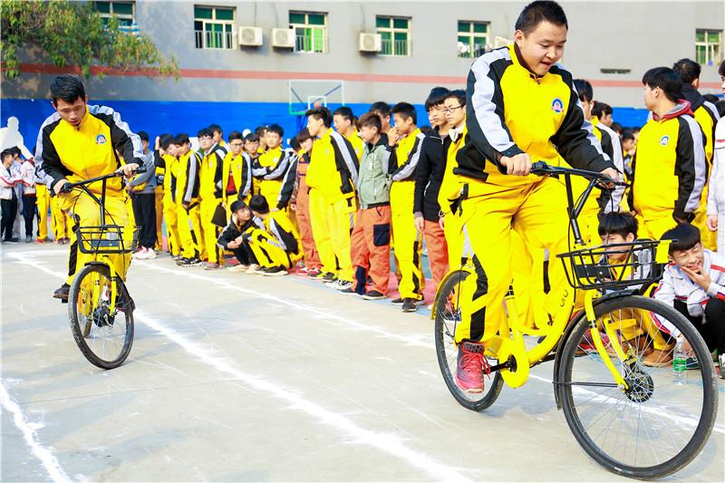 宿舍文化节之趣味运动会