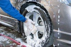 汽车美容服务洗车