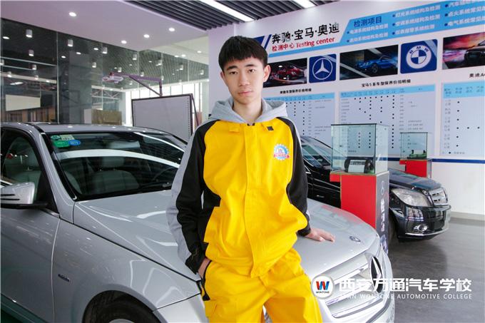 【新创客】梁宇:青春不值得荒废 选好学校最重要
