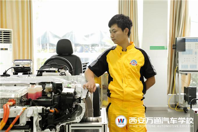 【新创客】谢涛涛:22岁,我给自己选了个10万年薪的专业