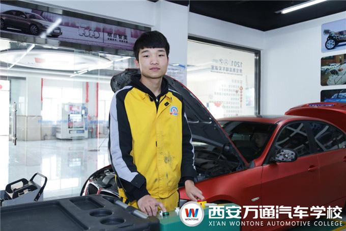 【新创客】王金阳:做一个坚定的梦想追逐者