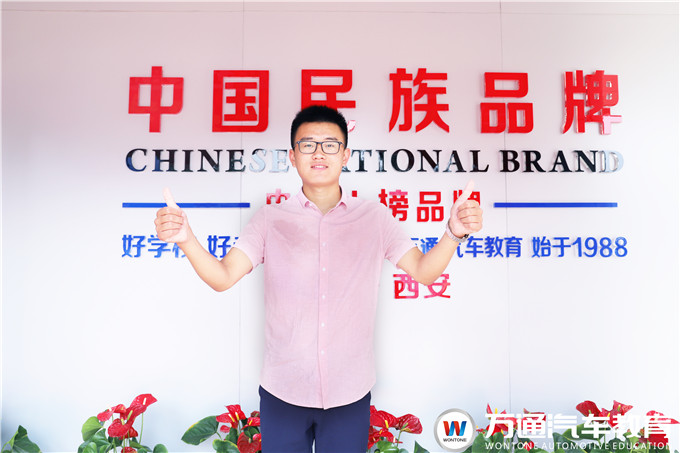 <b>【英才之路】张帅:自己想要的未来,我会拼尽全力!</b>