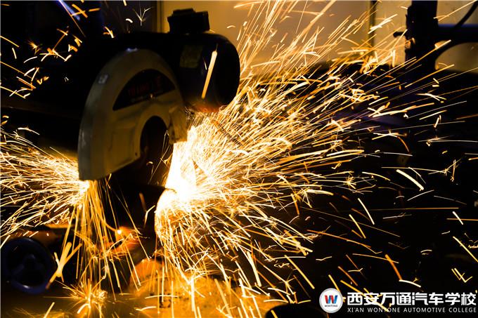 焊接行业就业怎么样?多久能学会