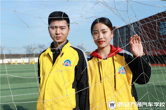 【万通新秀】左磊、张瑞洁:夫妻一起学技术,同心协力奔创业!
